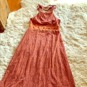 PrAna Skye Maxi Dress